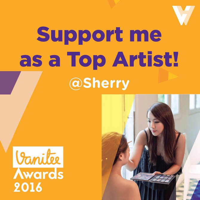 Vanitee Top artists awards 2016