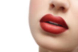 lip embriodery