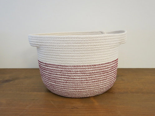 Large Two-Handle Basket