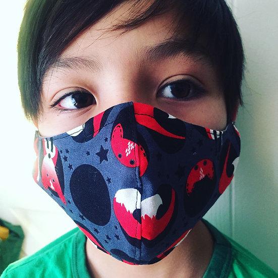 Kitsune (fox) Face Masks