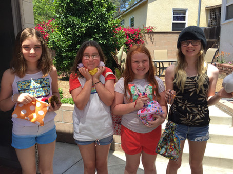 SEWING SUCCESS! SUMMER CAMP 2018 REVIEW