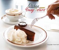 Sachers junge KöchInnen unterstützen Kitchen Youngsters