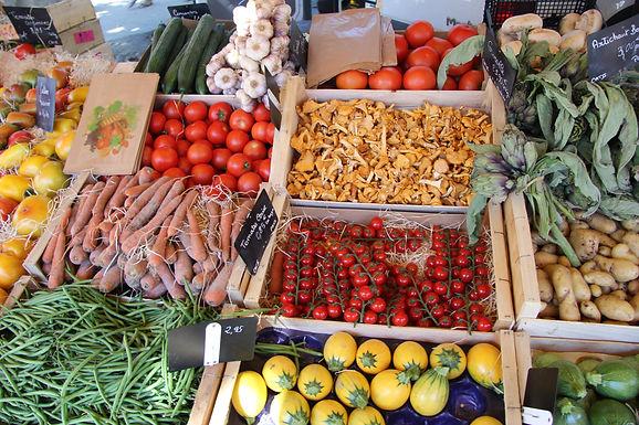 Besichtigung eines Gemüsegroßhändlers (Wien)