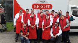 Kitchen Youngsters zu Gast der Firma Berger Schinken