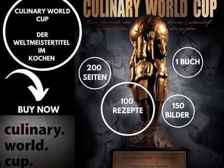 Culinary World Cup - Buch erschienen
