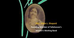 Mrs. Annie L. Shepard