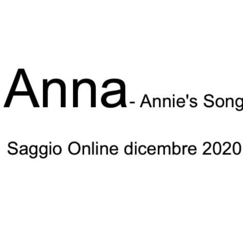 Anna: Annie's Song