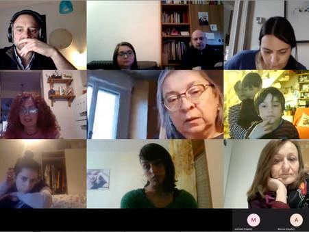 Laboratorio sulla vocalita': una video testimonianza