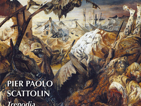 "Disponibile in streaming ""Trenodia"" di Pier Paolo Scattolin"