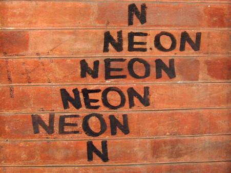 Composizioni: NEON di Paolo Ingrosso