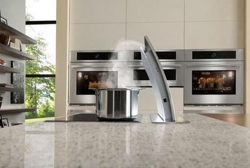Custom specialty kitchen appliances
