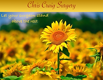 Chris Craig Surgery Ltd. Female Surgeon.