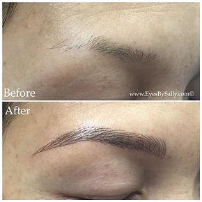 Best California Sacramento Bay Area Eyebrow Embroidery ...