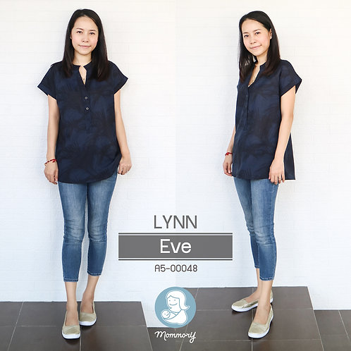 Lynn (Eve)   - เสื้อให้นม แบบกระดุมหน้า