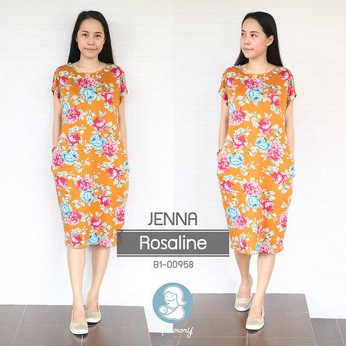 Jenna (Rosaline)  - เสื้อให้นม/ชุดให้นม แบบแหวก