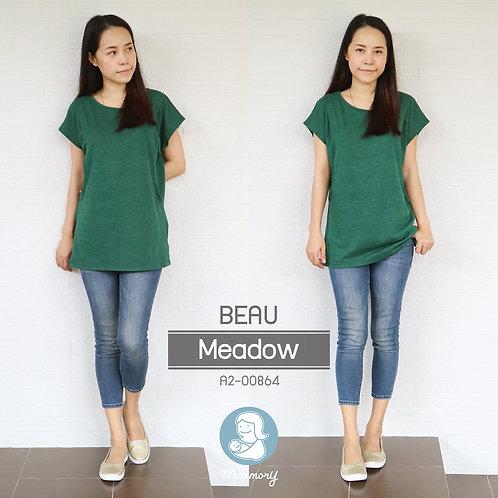 Beau (Meadow)  - เสื้อให้นม แบบแหวกข้าง
