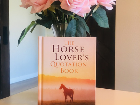 The Horse Lover's Quotation Book: book review