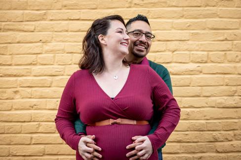 Lifestyle Maternity Photo Session