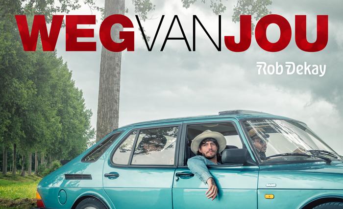 Rob Dekay verzorgt titeltrack bioscoopfilm 'Weg Van Jou'