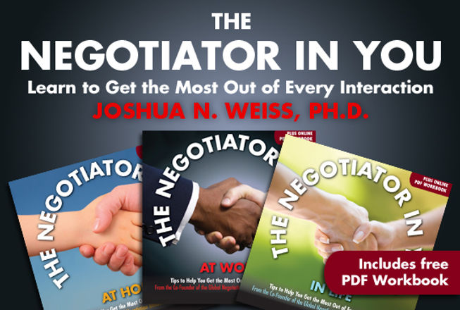Negotiator in You Series