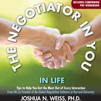 Negotiatior in You in Life