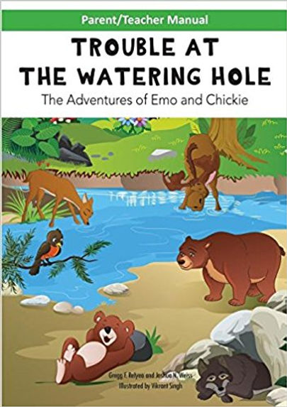 Trouble at the Watering Hole Parent/Teacher Manual