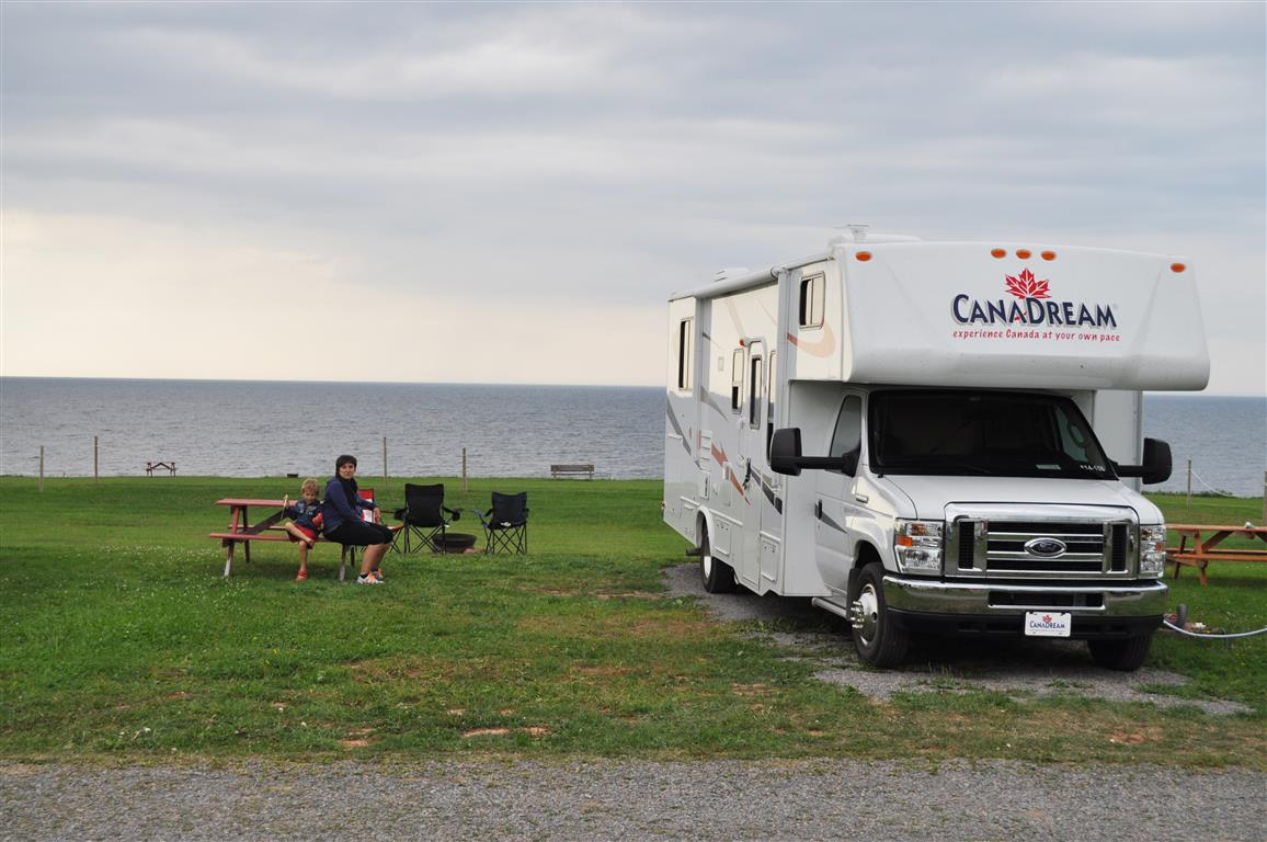 GULF SHORE CAMPING PARK