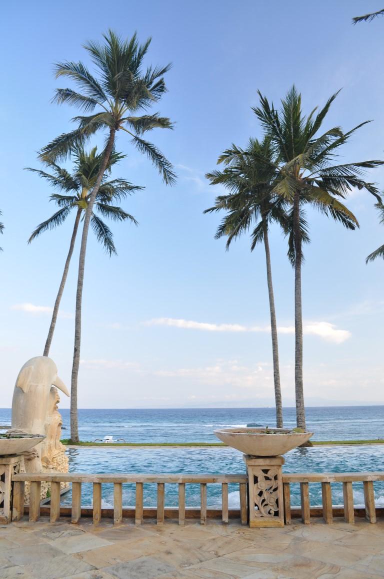 Candi Beach Resort, Candidasa, Bali