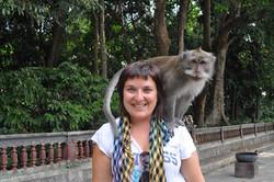 Pura Alas Kedaton, Bali