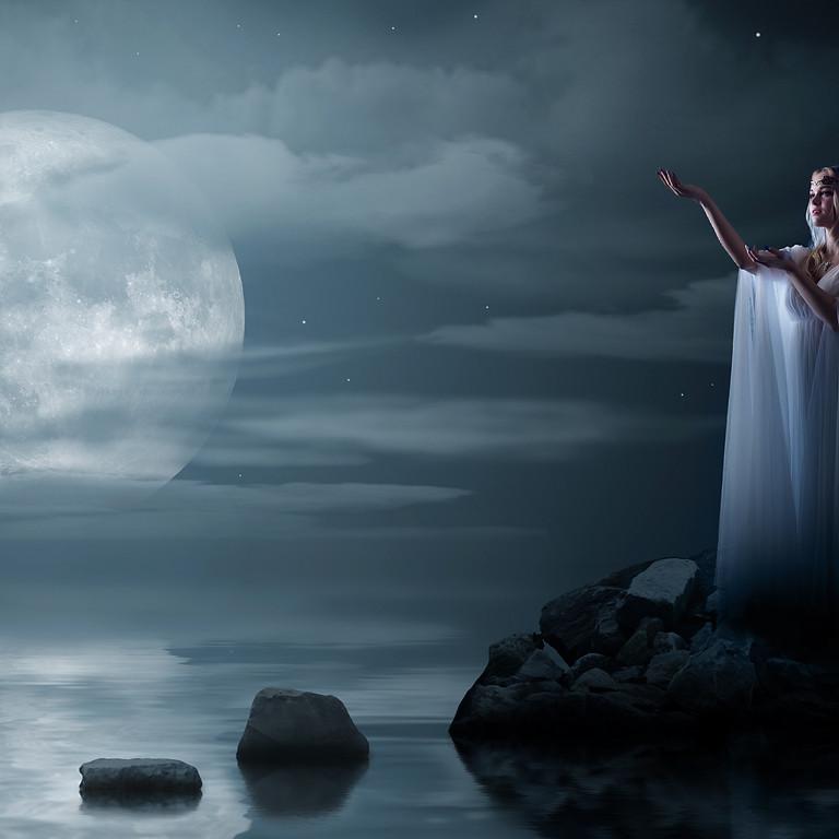 Sea Priestess online journey