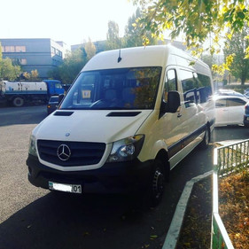 Модернизация салона Mercedes Benz Sprinter