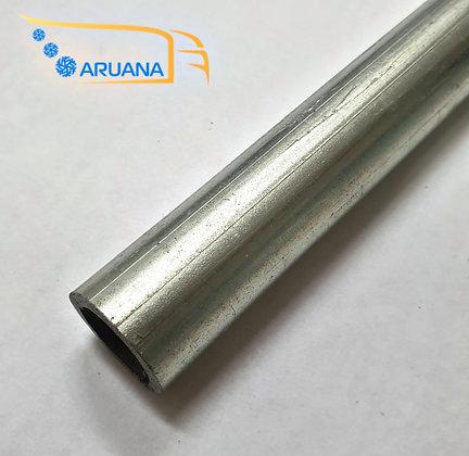 Труба штангового запора 27 мм 3 м(оцинкованная сталь)