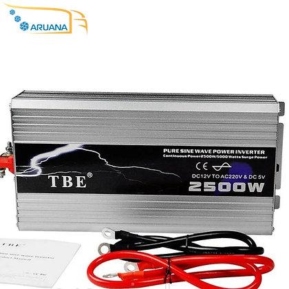Инвертор преобразователь напряжения TBE 12/24 220 2500W