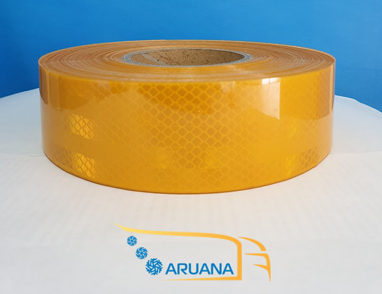 Светоотражающая лента (желтая)