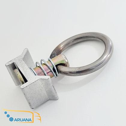 Перемещаемое кольцо на алюминиевую рейку