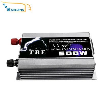 Инвертор преобразователь напряжения TBE 12/220 500W