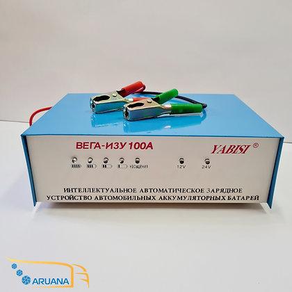 Автоматическое зарядное устройство аккумулятора 12/24V Yabisi