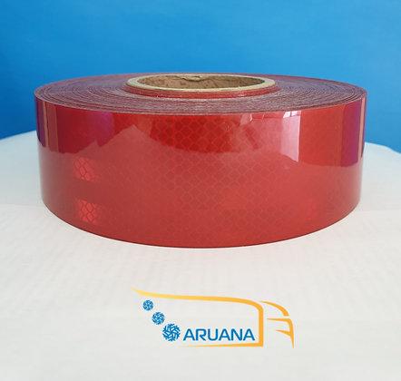 Светоотражающая лента (красная)