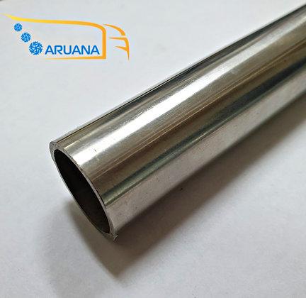 Труба штангового запора 27мм (нержавеющая сталь)