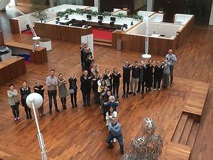 Rotterdam 2019, European network group photo.JPG