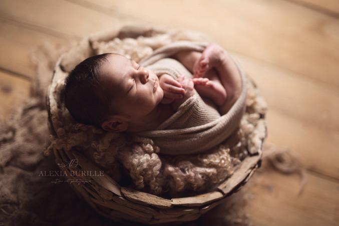 photographe bébé Haute-savoie