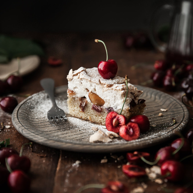 Cherry+Almond+Meringue+Butter+Cake+2+(1+