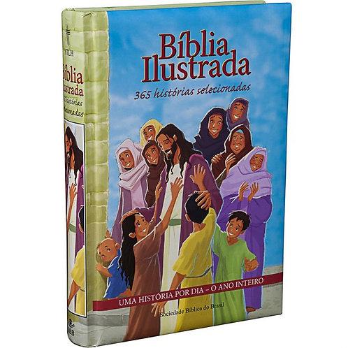 Bíblia Ilustrada – 365 Histórias Selecionadas