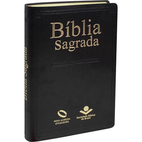 Bíblia Sagrada NAA - Capa Preta