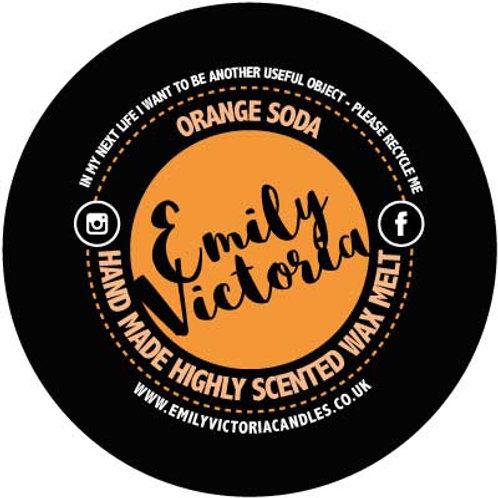 Orange Soda Wax Melt
