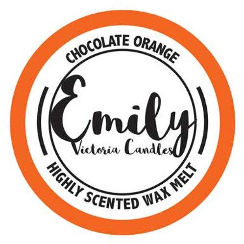 Chocolate Orange Wax Melt