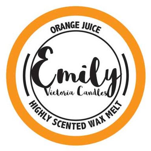Orange Juice Wax Melt