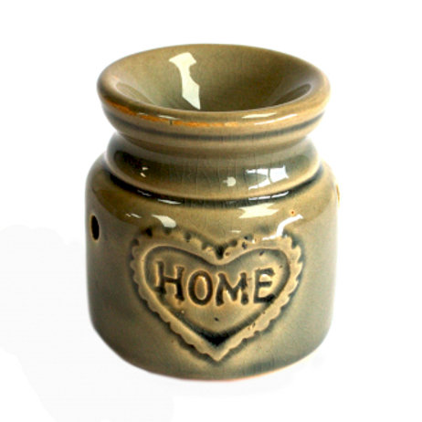 Assorted Small Ceramic Oil Burner Jar