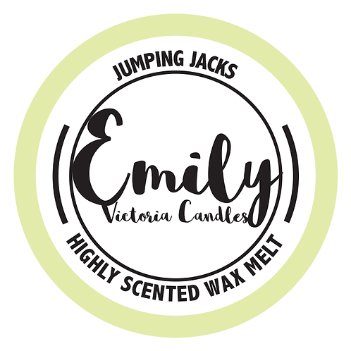 Jumping Jacks Wax Melt