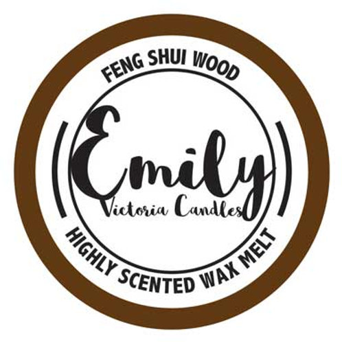 Feng Shui Wood Wax Melt